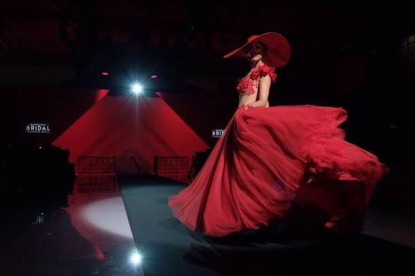 Scarlett, Gone with the wind, nueva colección Sonia Peña 2017
