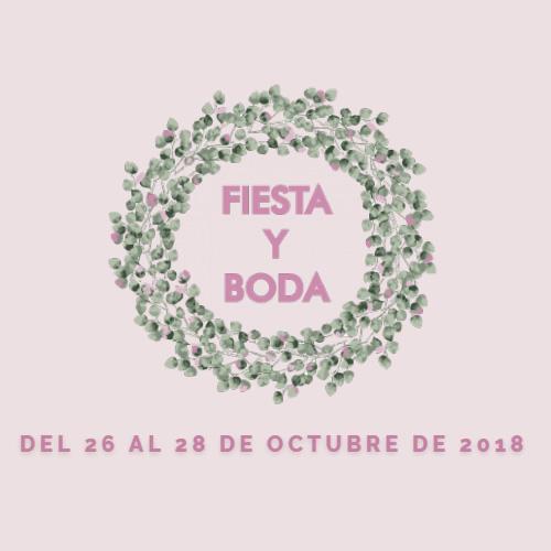 Fiesta y Boda 2018
