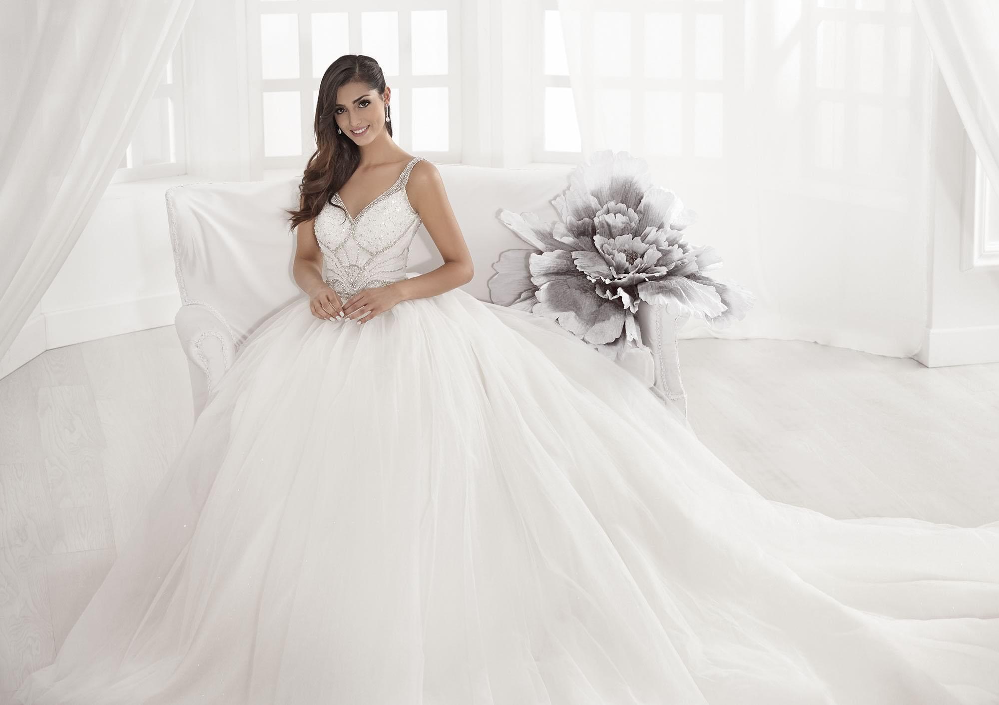 Vestidos novia parla