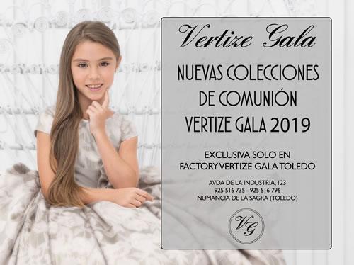 Nuevas colecciones Comunión 2019