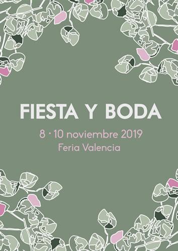 FIESTA Y BODA 2019