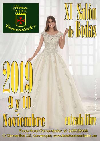 XI Salón de bodas