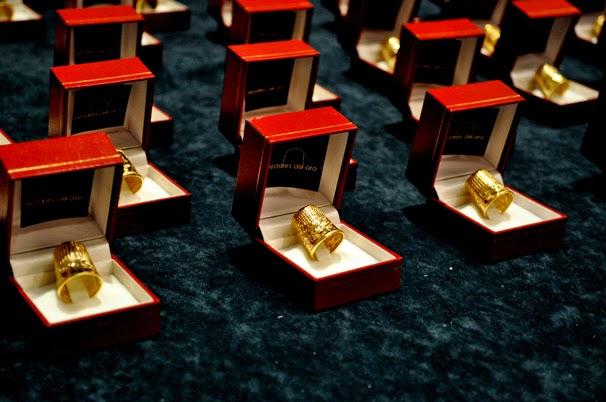 Vertize Gala, Dedal de Oro 2016 a su trayectoria empresarial