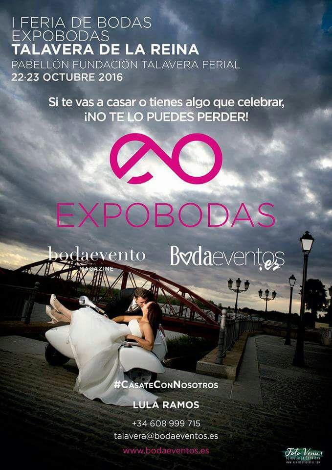 Primera Edición de Expobodas Talavera 2016