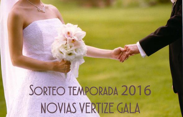 Sorteo Facebook Vertize Gala Novias 2016