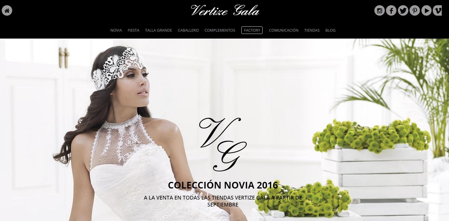 Paginas web de vestidos de novia