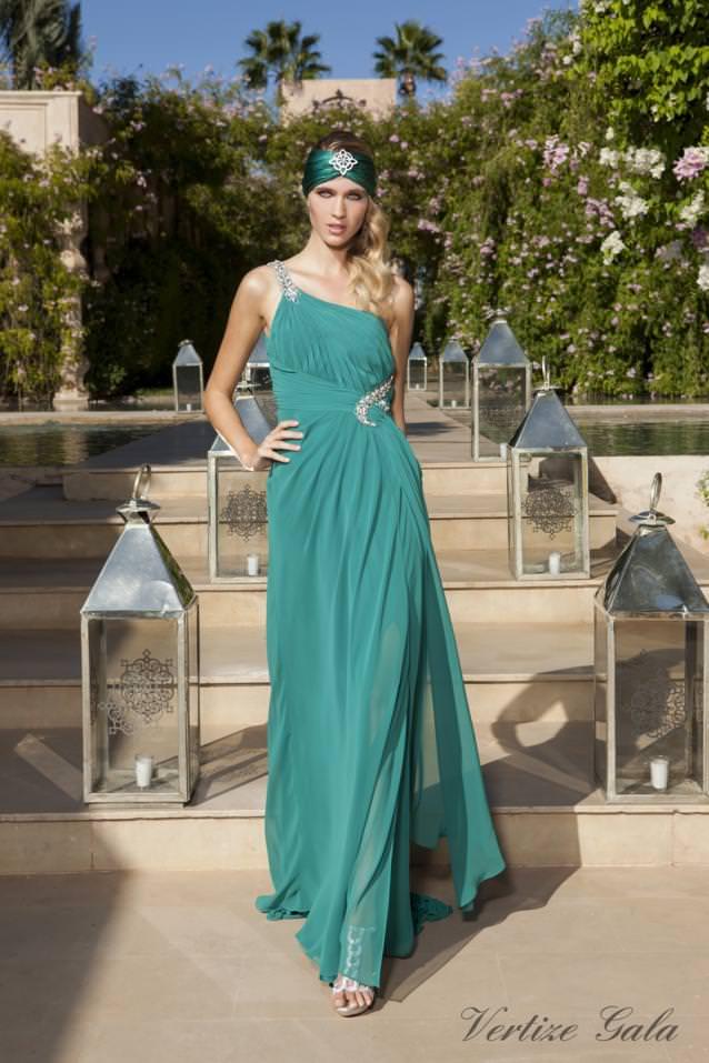 Vestido de Fiesta Colección Mata Hari 2015 (Sonia Peña)