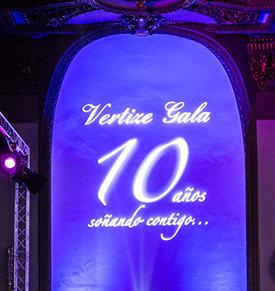 Gran Evento 10 años Vertize Gala