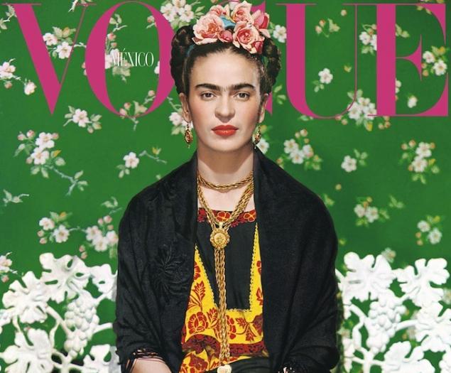Frida Kahlo, referente de estilo