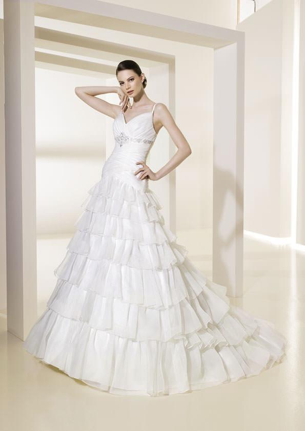Alquiler vestidos novia tallas grandes madrid